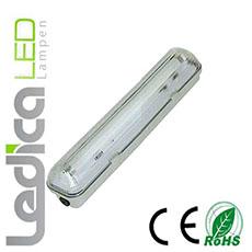 Led röhrenlampe 2x T8 60cm